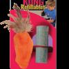 Kong Cat Refillable Catnip Feather Carrot Top