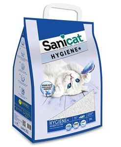 Sanicat Hygiene + Cat Litter 20L