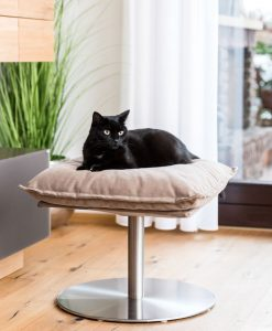 Luxury Poet Cat Bed Stand
