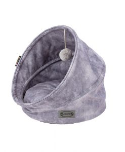 Kensington Cat Bed - Grey