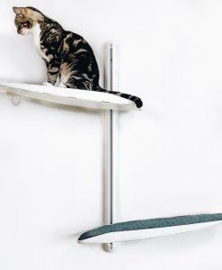 Catipilla Mini Wall-Mounted Cat Tower