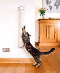 Catipilla Wall-Mounted Cat Scratcher