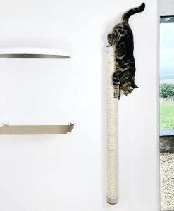 Catipilla Wall-Mounted Climbing Pole