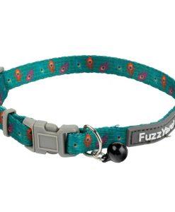 FuzzYard Peacat Cat Collar