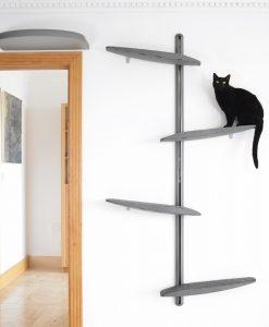 Catipilla Pro Wall-Mounted Cat Tower